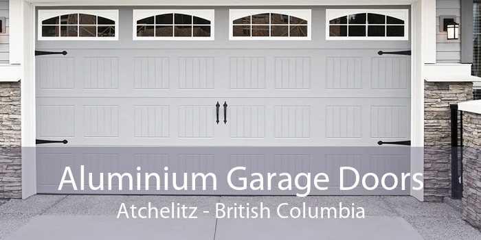 Aluminium Garage Doors Atchelitz - British Columbia
