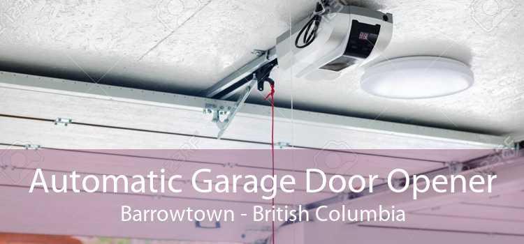 Automatic Garage Door Opener Barrowtown - British Columbia