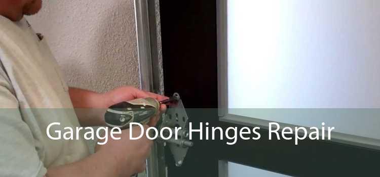 Garage Door Hinges Repair
