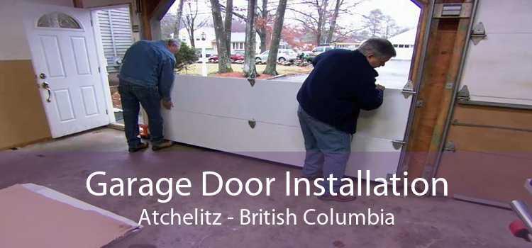 Garage Door Installation Atchelitz - British Columbia