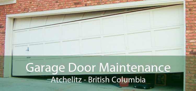 Garage Door Maintenance Atchelitz - British Columbia