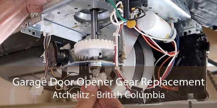 Garage Door Opener Gear Replacement Atchelitz - British Columbia