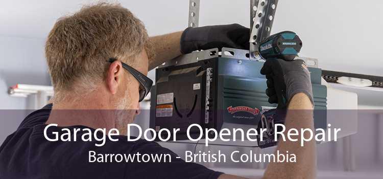 Garage Door Opener Repair Barrowtown - British Columbia