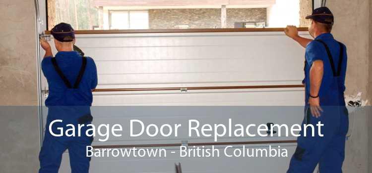 Garage Door Replacement Barrowtown - British Columbia