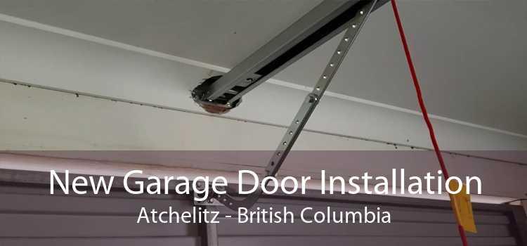 New Garage Door Installation Atchelitz - British Columbia