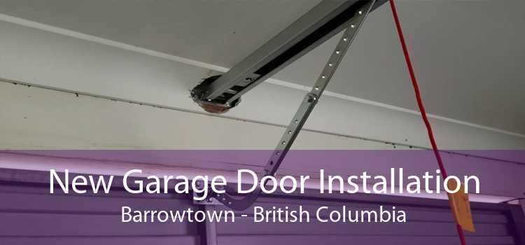 New Garage Door Installation Barrowtown - British Columbia