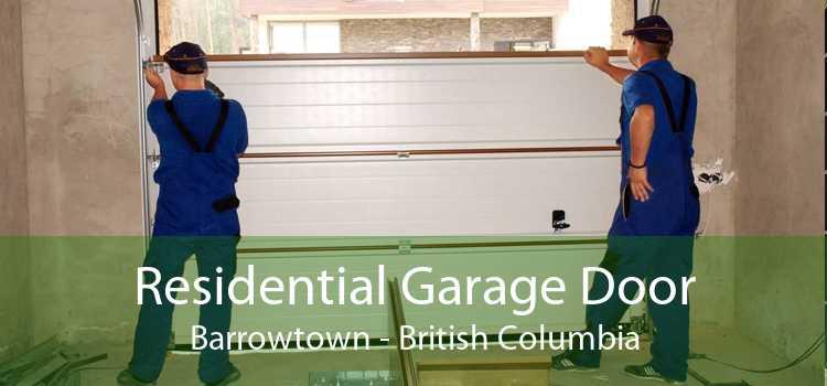 Residential Garage Door Barrowtown - British Columbia