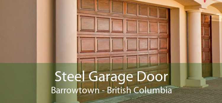 Steel Garage Door Barrowtown - British Columbia