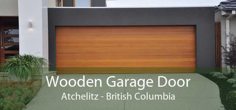 Wooden Garage Door Atchelitz - British Columbia